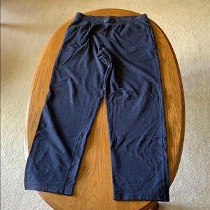 Gap Navy Pajama Pants
